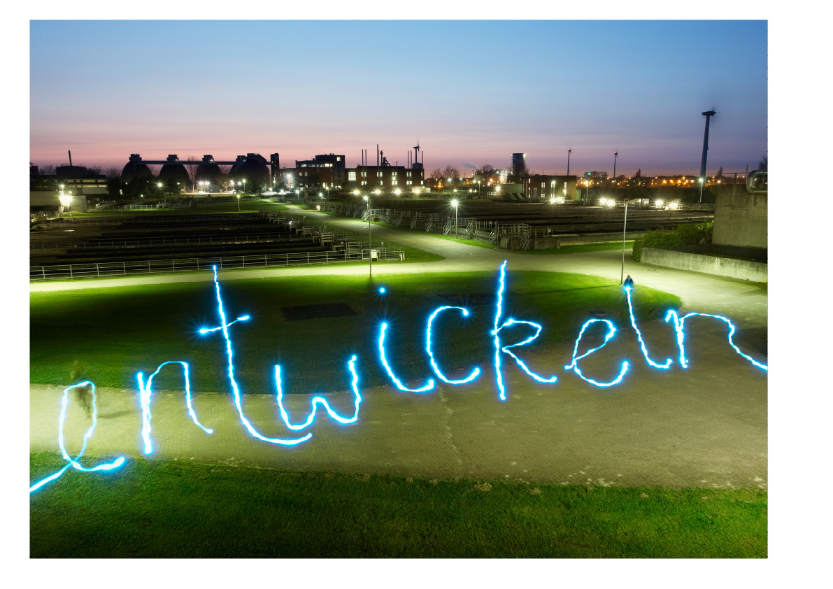 Typo Lightgraffiti